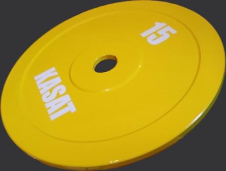 диски для пауэрлифтинга стальные