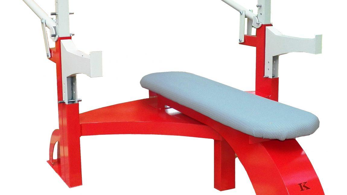 Профессиональная скамья для жима лежа